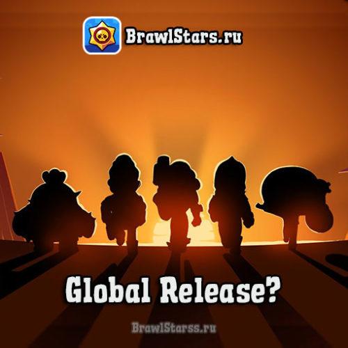 В ближайшее время Brawl Stars выйдет во всем мире