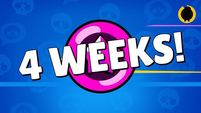4 недели трофейной лиги